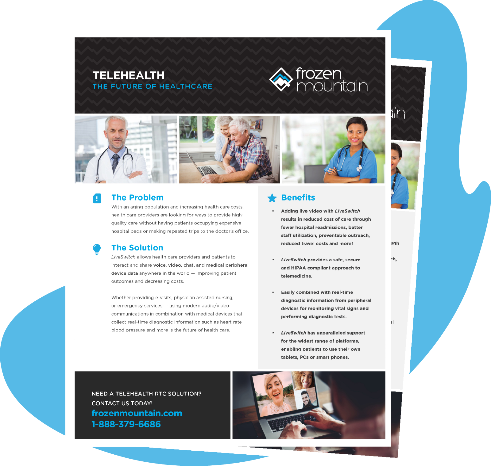 Content Offer - Flexible Video Streaming for Telehealth