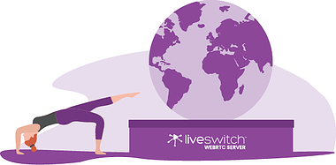 LiveSwitch Server Flexibility