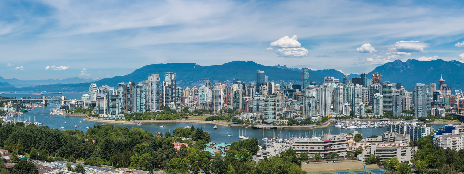 Vancouver skyline (refined)-1