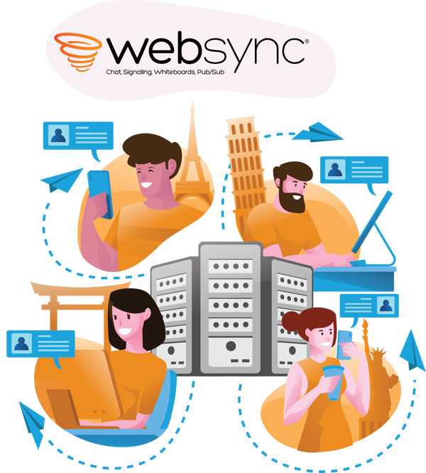 WebSync Web Messaging and Signalling Engine