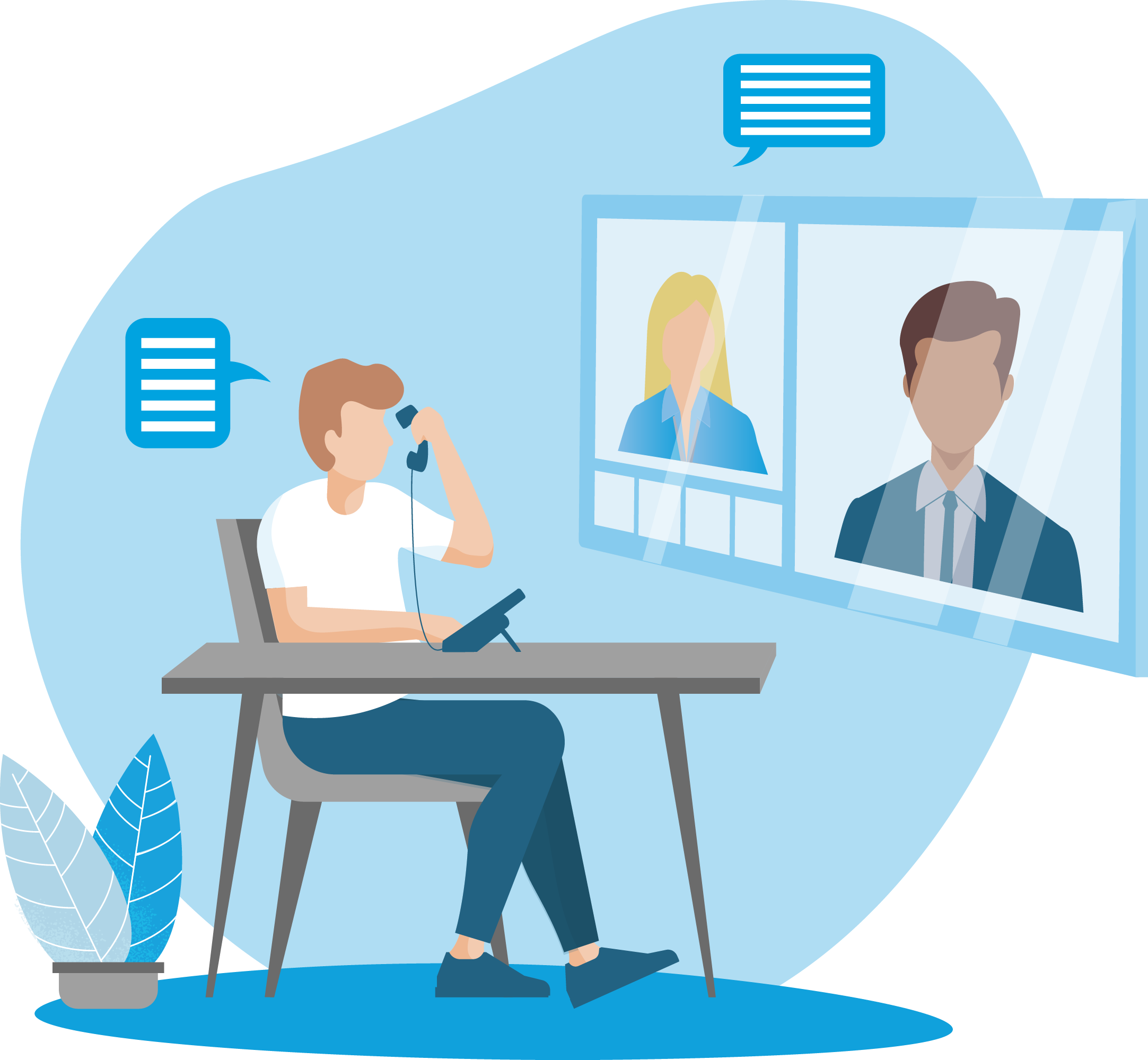 SIP Trunking Telephony Integration with WebRTC