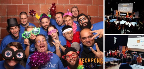 TechPong 2016—Ping Pong with Purpose