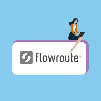 Integrate with Flowroute